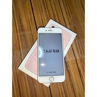 Apple - iPhone7 本体 SIMフリー