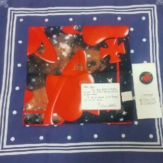 Vivienne Westwood - 新品未使用 ハートオーブのハンカチ ヴィヴィアン直筆メッセージカード付き