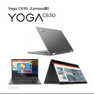 Lenovo - Lenovo YOGA C630 13.3型 4GB 128GB 新品同様
