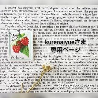 kurenaiyueさま専用ページ(ドライフラワー)