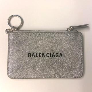 バレンシアガ(Balenciaga)の【BALENCIAGA】バレンシアガ エブリデイ キラキラコインケース 小銭入れ(コインケース/小銭入れ)