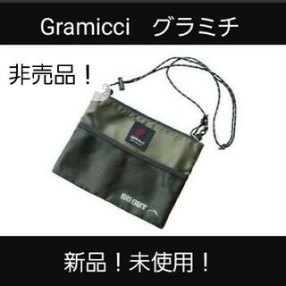GRAMICCI - 非売品 未使用 グラミチ gramicci×GO OUT コラボ別注サコッシュ