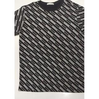 Balenciaga - BALENCIAGAバレンシアガ 半袖ロゴTシャツ