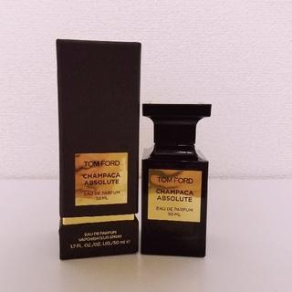 トムフォード(TOM FORD)のトムフォード チャンパカ アブソリュート オードパルファム レディース (香水(女性用))