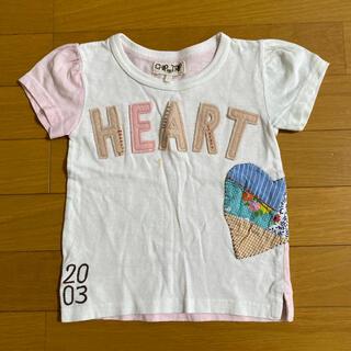 チップトリップ(CHIP TRIP)のCHIP TRIP Tシャツ(100)(Tシャツ/カットソー)