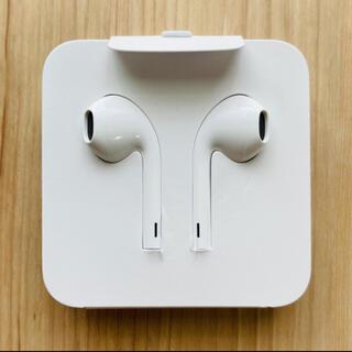 Apple - 新品 アップル 純正 iPhone 8 付属品 イヤホン ライニングタイプ