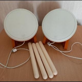 Wii - 任天堂 Wii  太鼓の達人 タタコン バチ