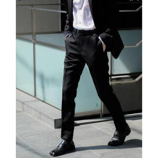ジルサンダー(Jil Sander)のth LOWITT/SLIM TAILOERD PANTS(スラックス)