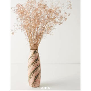 Anthropologie - アンソロポロジー フラワーベース 花瓶 新品未使用