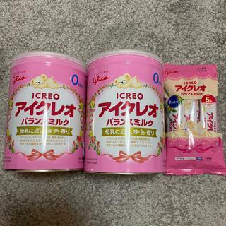 グリコ - ICREO アイクレオ バランスミルク