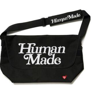 GDC - HUMAN MADE Girls Don't Cry MESSENGER BAG