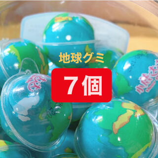 DaDa 地球グミ7個(菓子/デザート)