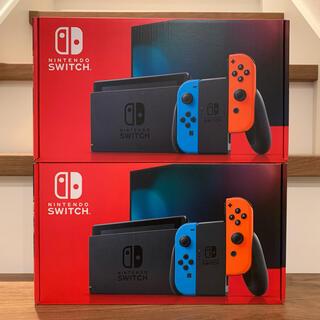Nintendo Switch - ニンテンドースイッチ 本体  新品  Nintendo Switch 2台セット