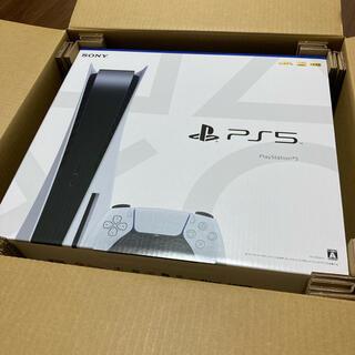 PlayStation -  新品 PS5 ディスクドライブ搭載モデル CFI-1000A01 本体