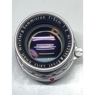 LEICA - 【良品】ライカ Leica Summicron 50mm f2 固定鏡胴前期型