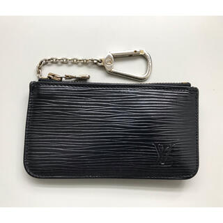 LOUIS VUITTON - 正規品 ルイヴィトン コインケース 黒色 男女