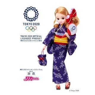 Takara Tomy - タカラトミー リカちゃん東京2020オリンピックエンブレム 新品未使用品