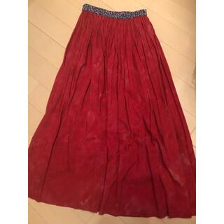 ヴィヴィアンウエストウッド(Vivienne Westwood)のアングロマニアロングスカート(ロングスカート)