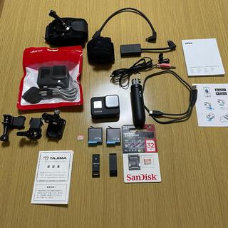 【送料込み】GoPro HERO8 BLACK 本体 付属品 セット