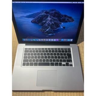 Mac (Apple) - 15インチMacbook  Pro SSD 512GB i7 office付き