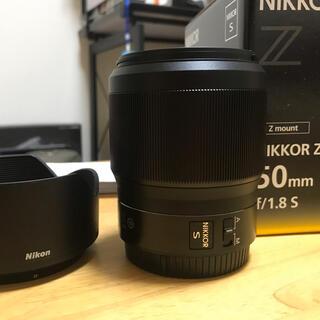 Nikon - Nikkor Z 50mm f1.8 S