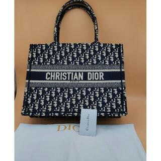 Dior - クリスチャンディオール  ブックトート  スモール  Book Tote