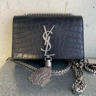 Yves Saint Laurent Beaute - 水曜限定値引き YSL メタルチェーンタッセルバッグ