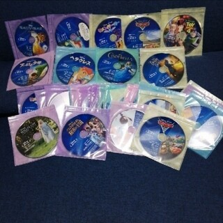 Disney - ディズニー Blu-ray 国内正規品 未再生 1650円均一 タイトル変更自由