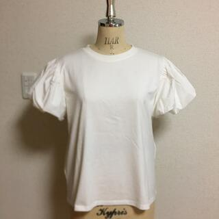 ZARA - パフスリーブTシャツ