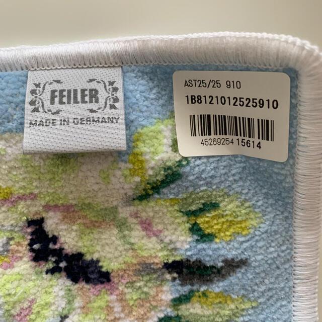 FEILER(フェイラー)のあんころりん様専用です★フェイラー 3枚セット レディースのファッション小物(ハンカチ)の商品写真