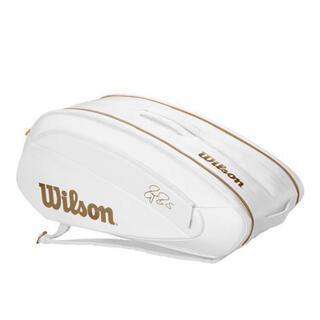 wilson - 新品★Wilson ウィルソン FEDERER DNA 12 PACK GOLD