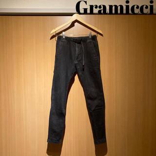 GRAMICCI - GRAMICCI グラミチ デニム スリムパンツ ジーパン ブラック アウトドア