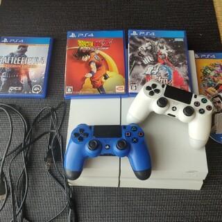 PlayStation4 - PS4 ソフト付き CUHー1200A 箱なし