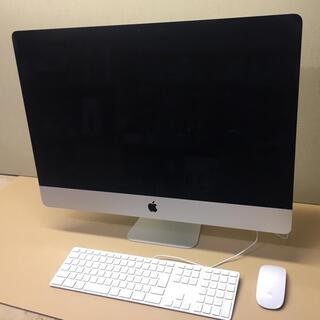 Apple - 2015年9月購入 iMac Retina 5K, 27-inchメモリ16GB