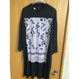 【美品】rovtski オーバーサイズ Tシャツ