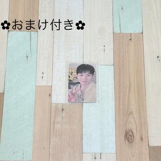 セブンティーン(SEVENTEEN)のウジ ラキドロ トレカ  ︎︎︎︎☑︎CD(おまけ付きᯅ̈.ᐟ)(アイドルグッズ)