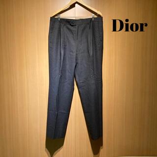 Christian Dior - クリスチャンディオール スラックス ワイドパンツ モード