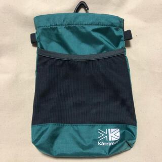 karrimor - karrimor カリマー trek carry hip belt pouch