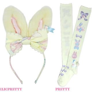 Angelic Pretty - moco moco bunnys 2点セット