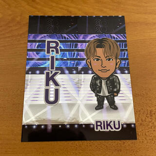 THE RAMPAGE - 千社札(RIKU)