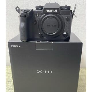 富士フイルム - FUJIFILM X-H1  ボディ Wi-Fi &Bluetooth内蔵