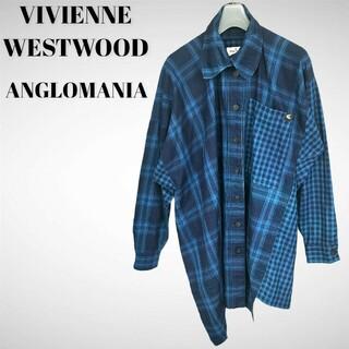 Vivienne Westwood - Vivienne Westwood クレイジーパターンチェックシャツ