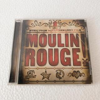 「ムーラン・ルージュ」オリジナル・サウンドトラック サントラ(映画音楽)