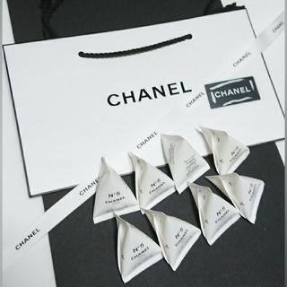 CHANEL - CHANEL N゜5 シャワージェル8個&ショッパー