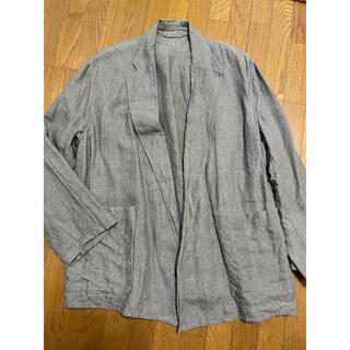 COMOLI - 最終 blurhms Wash Linen Cardigan Jacket