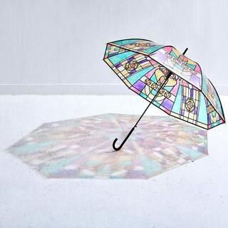 フェリシモ(FELISSIMO)のフェリシモ 大正ロマン ステンドグラス風傘(傘)