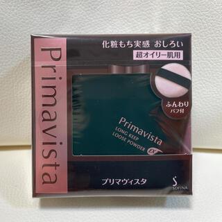 Primavista - プリマヴィスタ 化粧持ち実感 おしろい EX ブラックプリマ (4.8g)