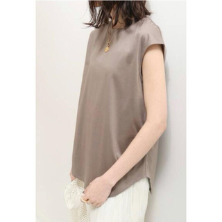 Noble - ◇新品◇NOBLE◇SLEEVELESS LONG Tシャツ