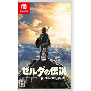 Nintendo Switch - 【当日発送】ゼルダの伝説 ブレス オブ ザ ワイルド Switch