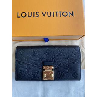 LOUIS VUITTON - LOUIS VUITTON/ルイ・ヴィトン  長財布 M62458